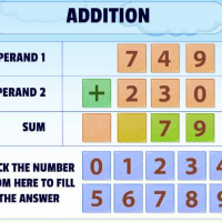 Friv Addition Practice Online