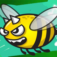 Friv Angry Bee Flappy Adventure Online
