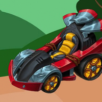 Friv Angry Birds Racers Jigsaw Online