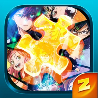 Friv Anime Jigsaw Puzzle Pro Online