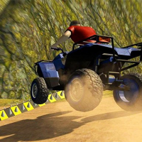 Friv ATV Quad Bike Impossible Stunt Online