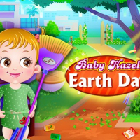 Friv Baby Hazel Earth Day Online