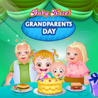 Friv Baby Hazel Grandparents Day Online