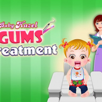 Friv Baby Hazel Gums Treatment Online
