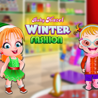 Friv Baby Hazel Winter Fashion Online