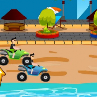 Friv Buggy Race Obstacle Online