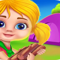 Friv Camping Adventure Game - Family Road Trip Planner Online