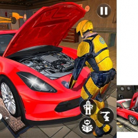 Friv Car Mechanic Auto Workshop Repair Garage Online