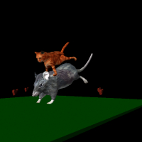 Friv cat parkour Online