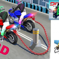 Friv Chained Bike Racing 3D Online