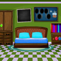 Friv Chic House Escape Online