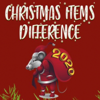 Friv Christmas Items Differences Online