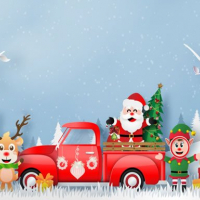 Friv Christmas Trucks Differences Online
