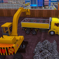 Friv City Construction Simulator 3D Online