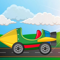 Friv Colorful Vehicles Memory Online