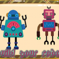 Friv Create Your Robot Online