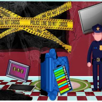 Friv Crime House Escape Online