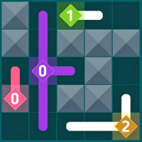 Friv Cross Path Puzzle Game Online