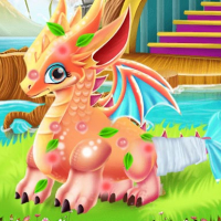 Friv CUTE DRAGON RECOVERY Online