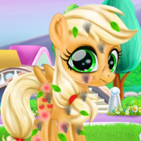 Friv CUTE PONY CARE Online