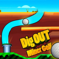Friv Dig Out Miner Golf Online