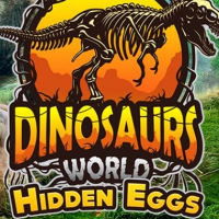 Friv DINOSAURS WORLD HIDDEN EGGS Online