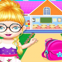 Friv Doll House Decoration For Girl Game online Online