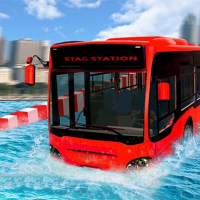 Extreme Water Floating Bus