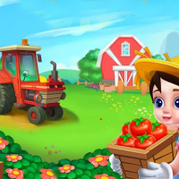 Friv Farm House - Farming Games for Kids Online