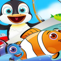 Friv Fish Games For Kids | Trawling Penguin Games Online