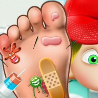 Friv Foot Treatment Online