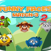 Friv Funny Faces Match3 Online