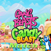 Friv gang beast Candy- Match 3 Puzzle Game Online