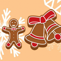 Friv Gingerbread Man Coloring Online