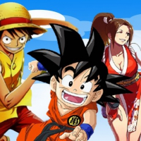 Friv Goku, Luffy & Mai Run Online
