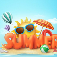 Friv Happy Summer Jigsaw Puzzle Online