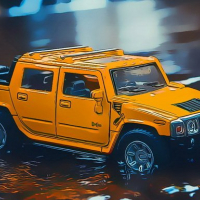 Friv Hummer Jeep Puzzle Online