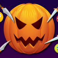 Kill The Monsters Halloween