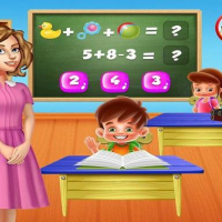 Friv Kindergarten School Teacher Kids Learning Games Online
