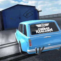 Friv Lada Russian Car Drift Online