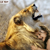 Friv Lion And Girl Jigsaw Online