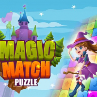 Friv Magic Match Puzzle Online