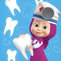 Friv Masha Happy Dentist Online