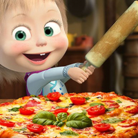 Friv Masha Pizza Maker - Pizzeria Online