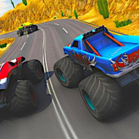 Friv Monster Truck Extreme Racing Online