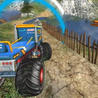Friv Monster Truck Offroad Driving Mountain Online