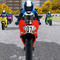 Friv Moto Speed GP Online