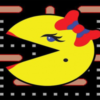 Friv Ms. PACMAN Online
