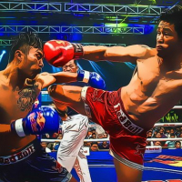 Friv MuayThai Fighters Jigsaw Online