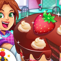 Friv My Cake Shop - Baking and Candy Store Game Online